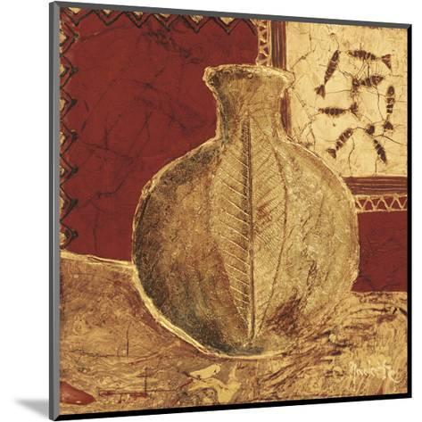 Tribal Renaissance I-Bernadette Lopicki-Mounted Giclee Print