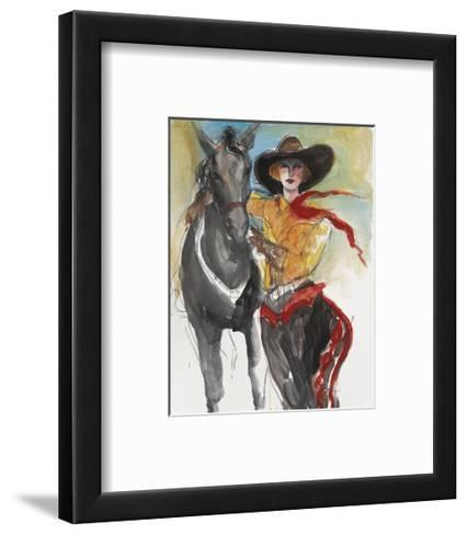Liberty-Mona Shafer Edwards-Framed Art Print