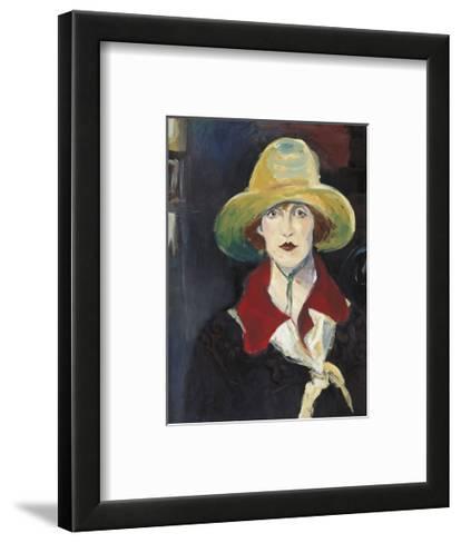 Cassidy-Mona Shafer Edwards-Framed Art Print