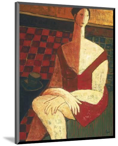 Invitation to Tea-Natalie Savard-Mounted Giclee Print