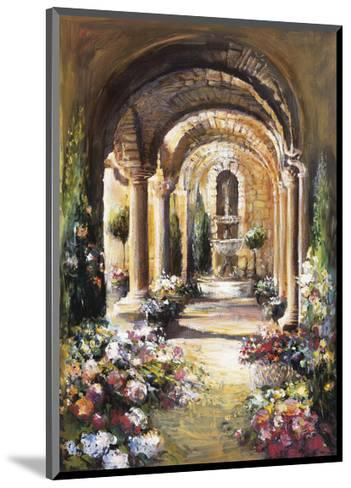 Viterbo-Mary Dulon-Mounted Giclee Print