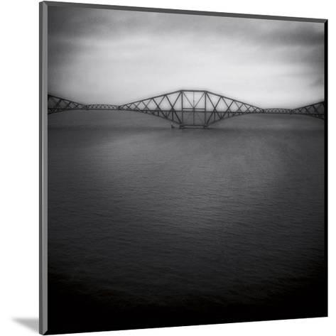 Forth Rail Bridge II-Jamie Cook-Mounted Giclee Print