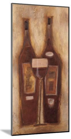At the Wine Bar II-Sydney Clarke-Mounted Giclee Print