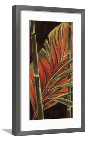 Makatea Leaves II-Yvette St^ Amant-Framed Art Print