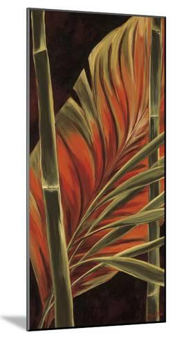 Makatea Leaves II-Yvette St^ Amant-Mounted Giclee Print