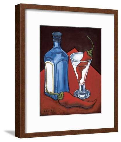 Cajun Martini-Will Rafuse-Framed Art Print