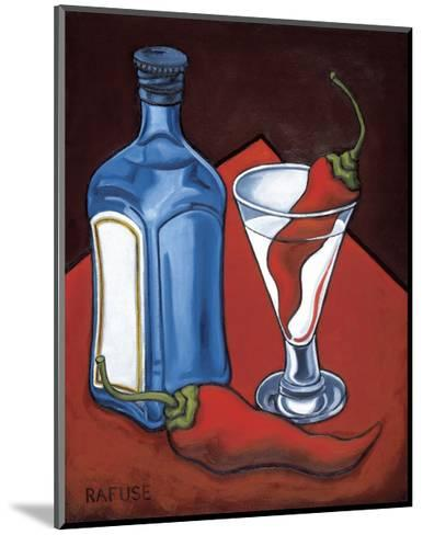 Cajun Martini-Will Rafuse-Mounted Giclee Print