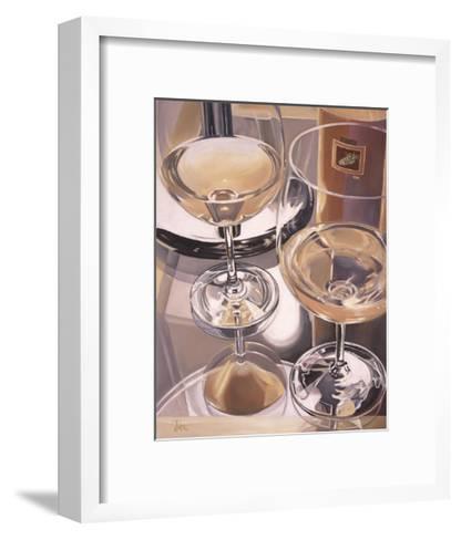 White Wine in Venice-Paul Kenton-Framed Art Print