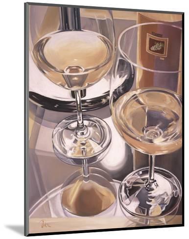 White Wine in Venice-Paul Kenton-Mounted Giclee Print