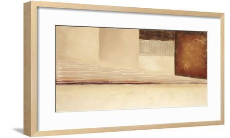 Descension-Michael & Susan Tamburrini-Framed Art Print