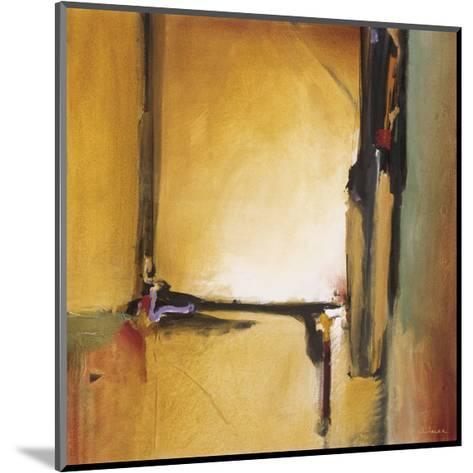 Contemplation-Noah Li-Leger-Mounted Giclee Print