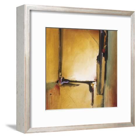 Contemplation-Noah Li-Leger-Framed Art Print