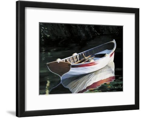 Solitary-Luke J^ Tornatzky-Framed Art Print