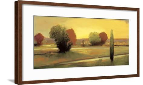 Ways of Water-William McCarthy-Framed Art Print