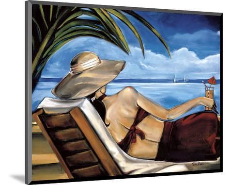 Riviera-Trish Biddle-Mounted Giclee Print
