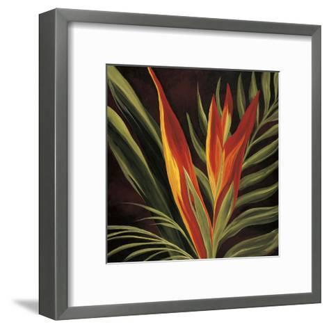 Birds of Paradise II-Yvette St^ Amant-Framed Art Print