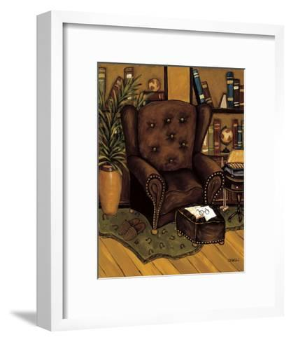 Cozy Den III-Krista Sewell-Framed Art Print