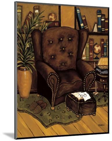 Cozy Den III-Krista Sewell-Mounted Giclee Print