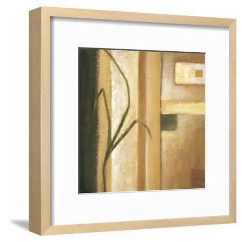 Decorative Grasses I-Ursula Salemink-Roos-Framed Art Print