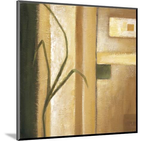 Decorative Grasses I-Ursula Salemink-Roos-Mounted Giclee Print
