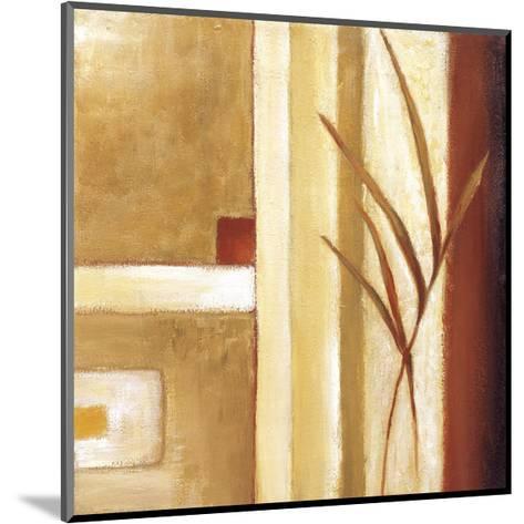 Decorative Grasses II-Ursula Salemink-Roos-Mounted Giclee Print
