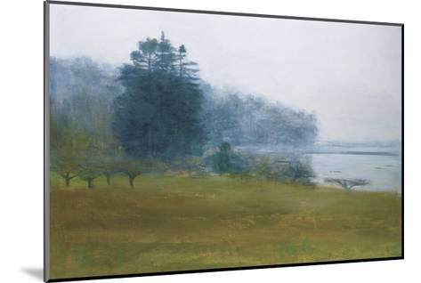 Trees in Fog and Mist-Kurt Solmssen-Mounted Giclee Print
