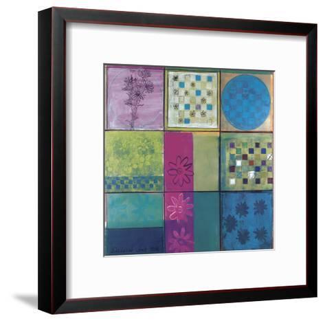 Daisies Won't Tell-Connie Tunick-Framed Art Print