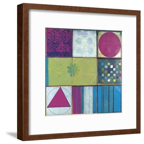 Loves Me, Loves Me Not-Connie Tunick-Framed Art Print