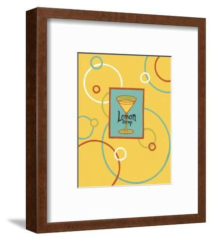 Lemon Drop-Michele Killman-Framed Art Print