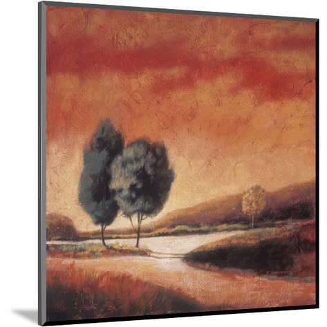 Country Road II-Kathryn Sherman-Mounted Giclee Print
