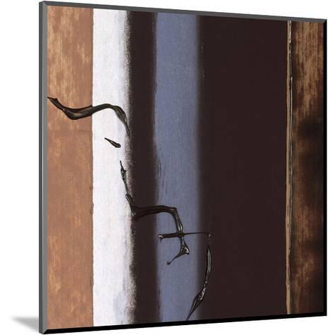 Stripe It Up II-Mia Cameron-Mounted Giclee Print