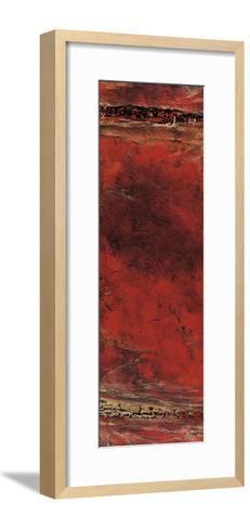 Lava-Kerry Darlington-Framed Art Print