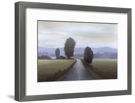 Around the Bend-Bill Turner-Framed Art Print