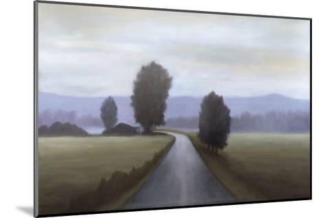 Around the Bend-Bill Turner-Mounted Giclee Print