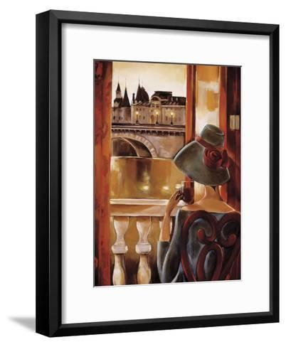 Room with a View I-Trish Biddle-Framed Art Print