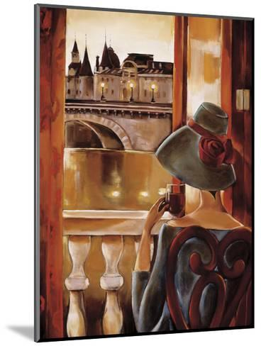 Room with a View I-Trish Biddle-Mounted Giclee Print