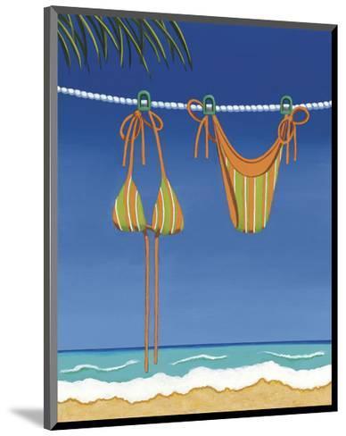 Beach Bound, Bikini-Michele Killman-Mounted Giclee Print