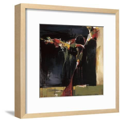 Dark Still Life-Terri Burris-Framed Art Print
