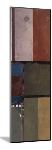 Transcending Borders Past-Betty Johnson-Mounted Giclee Print