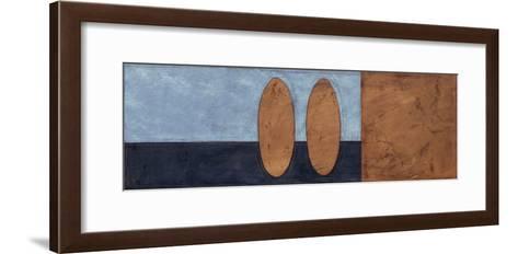 Ellipse Series II-Jennifer Strasenburgh-Framed Art Print