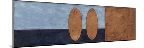 Ellipse Series II-Jennifer Strasenburgh-Mounted Giclee Print