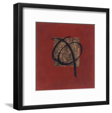 Zen Series I-Jennifer Strasenburgh-Framed Art Print