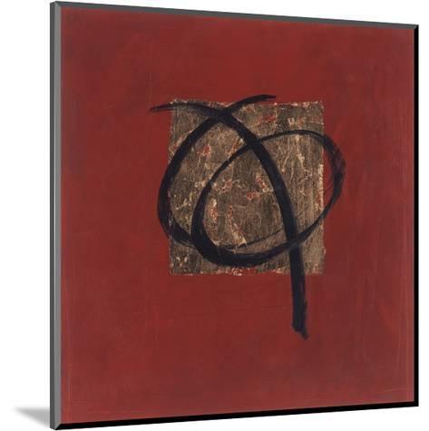 Zen Series I-Jennifer Strasenburgh-Mounted Giclee Print