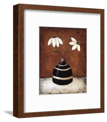 Floral Whimsey II-Krista Sewell-Framed Art Print