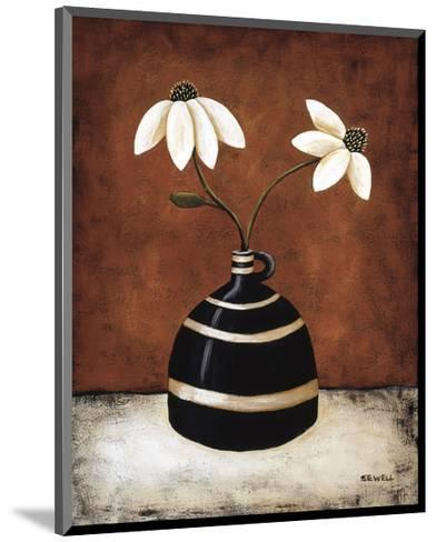 Floral Whimsey II-Krista Sewell-Mounted Giclee Print