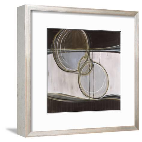 Bubbles I-Mark Pulliam-Framed Art Print