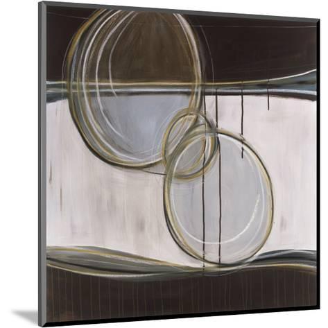Bubbles I-Mark Pulliam-Mounted Giclee Print