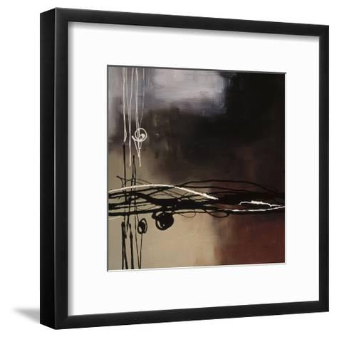 Prelude in Rust I-Laurie Maitland-Framed Art Print