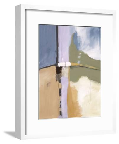 Linear Motion I-Mary Beth Thorngren-Framed Art Print