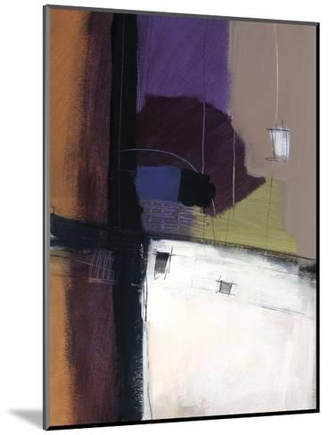 Linear Motion IV-Mary Beth Thorngren-Mounted Giclee Print